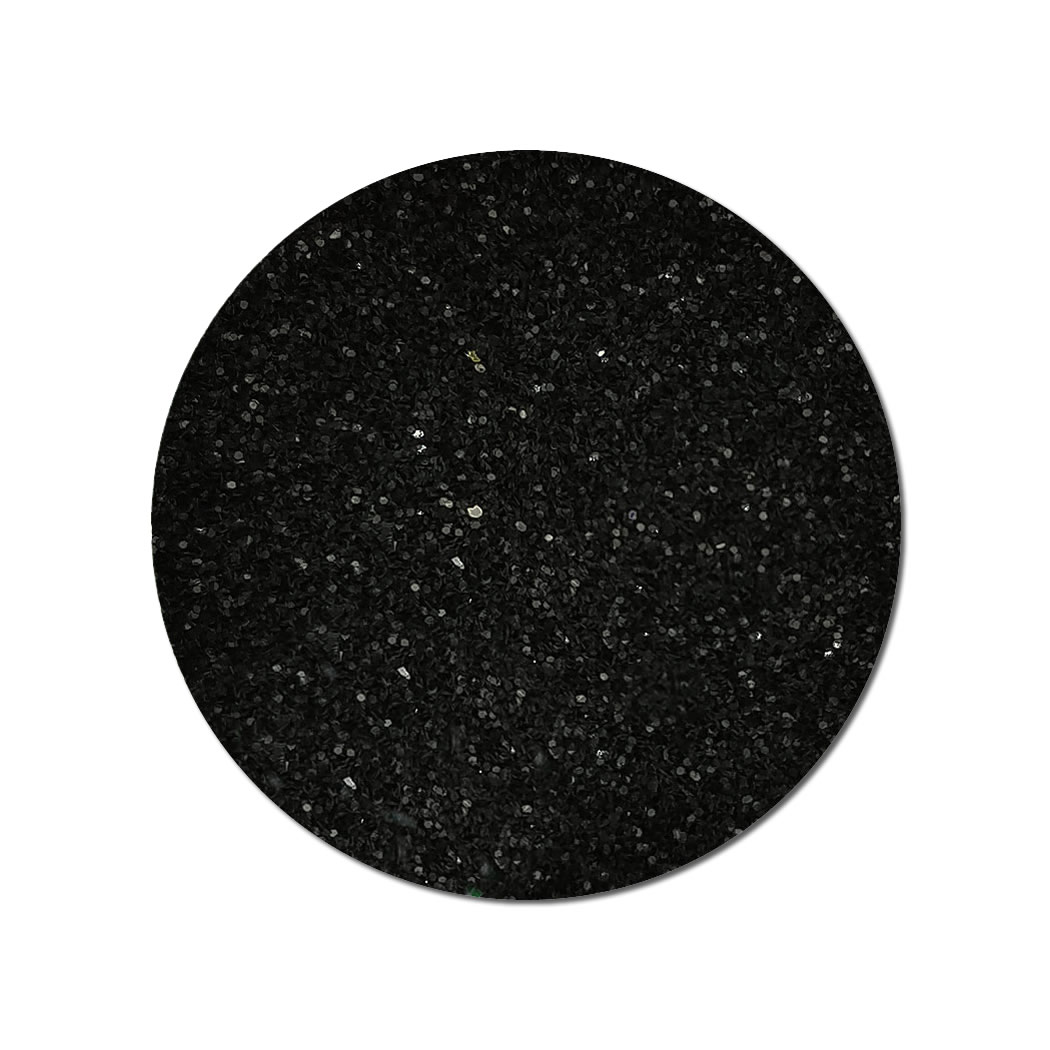 Darker Than Black Glitter