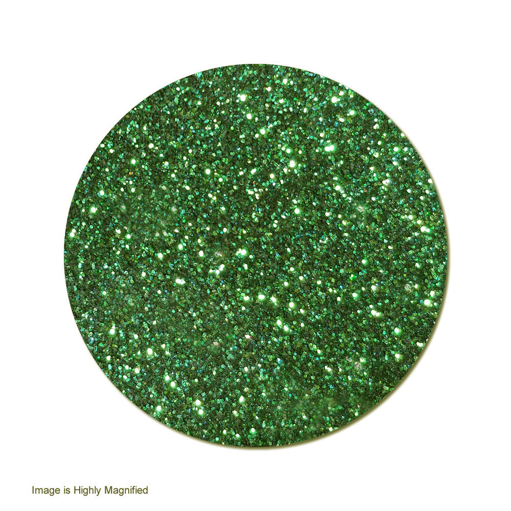 NEW Dragon Scale Jade :Polyester Glitter Cosmetic Iridescent (boxed)