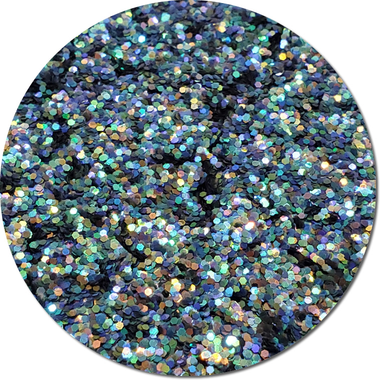 Night Sky :Chunky Glitter Iridescent (jar)