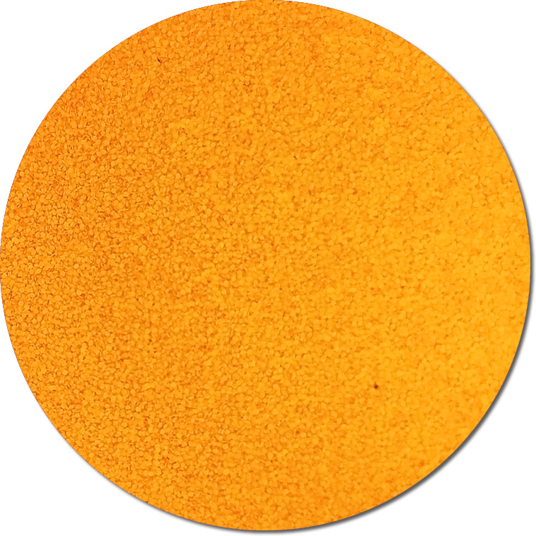 Nova Fire Orange :Ultra Fine Glitter Fluorescent (Mini)