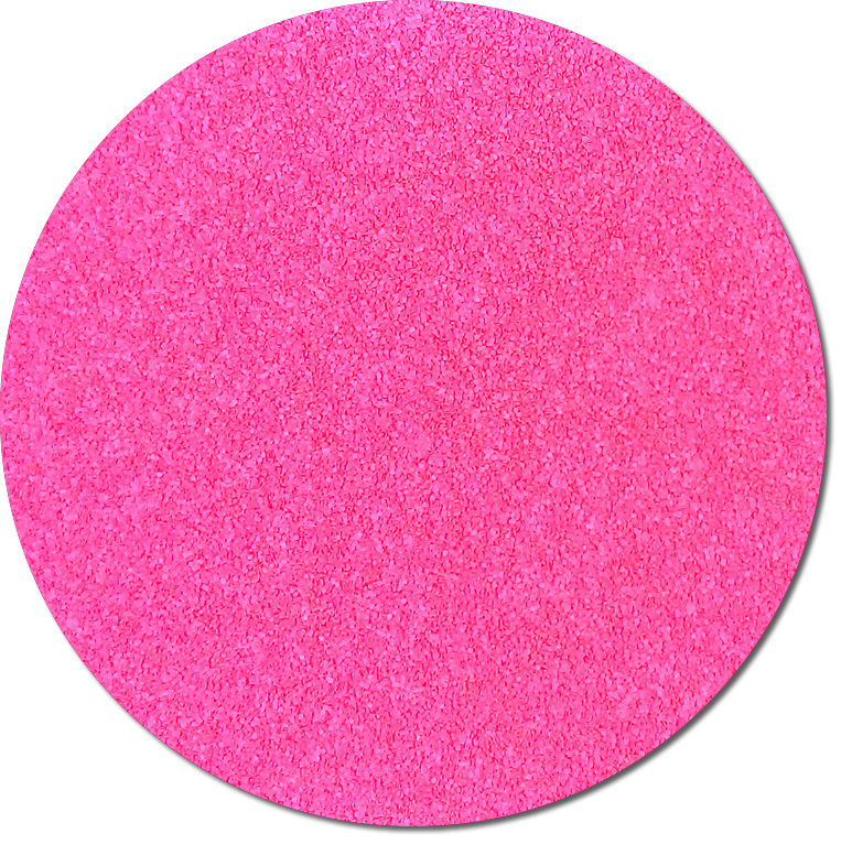Nova Light Pink :Polyester Glitter Fluorescent (boxed)