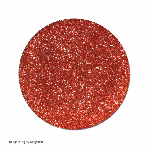 Orange Citrus :Polyester Glitter Metallic (boxed)