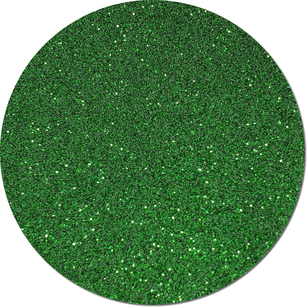 Oz's Emerald City Craft Glitter (fine flake)- 3/4 oz Jar