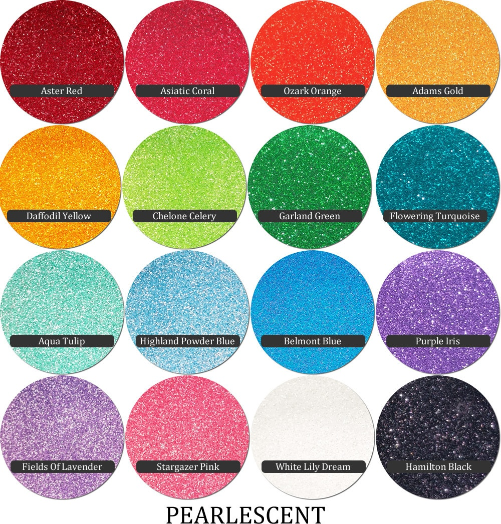 Pearlescents :Custom Family Glitter Mix