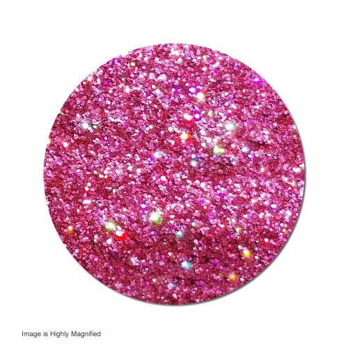 Pink-Tastic :Fine Glitter Cosmetic Holographic (bulk)