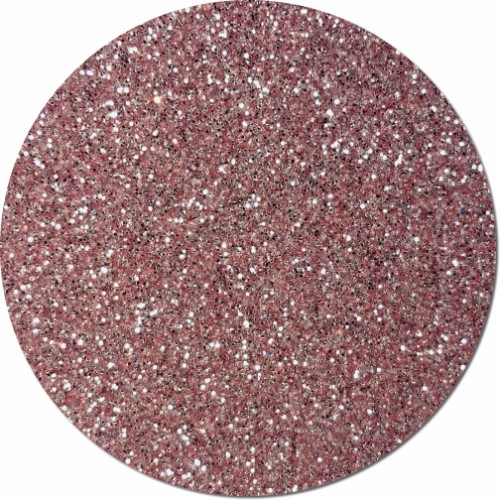 Pink Sparkle Craft Glitter (fine flake)- 8 oz. Jar