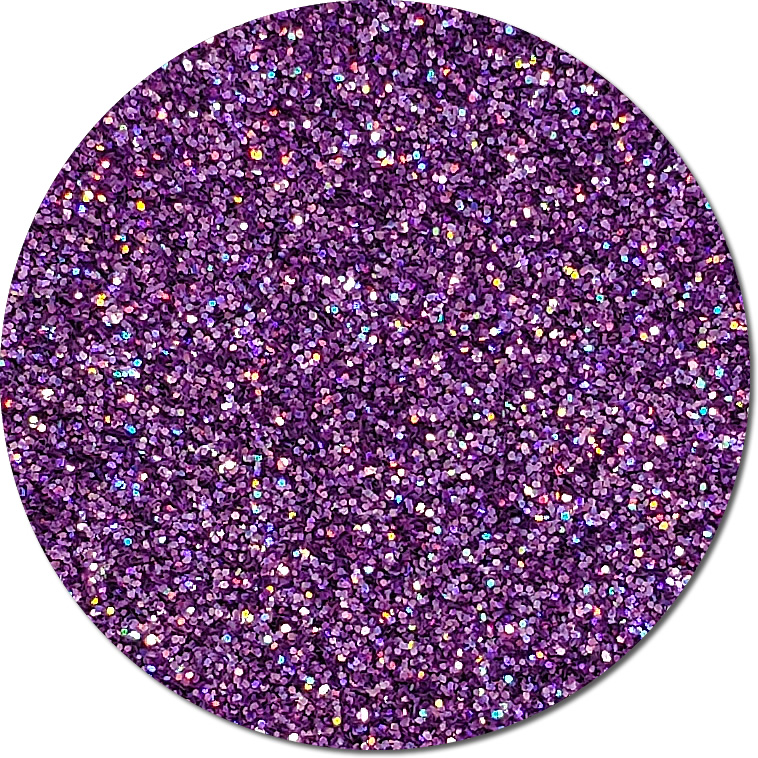 Porthos Purple :Ultra Fine Glitter Holographic (jar)