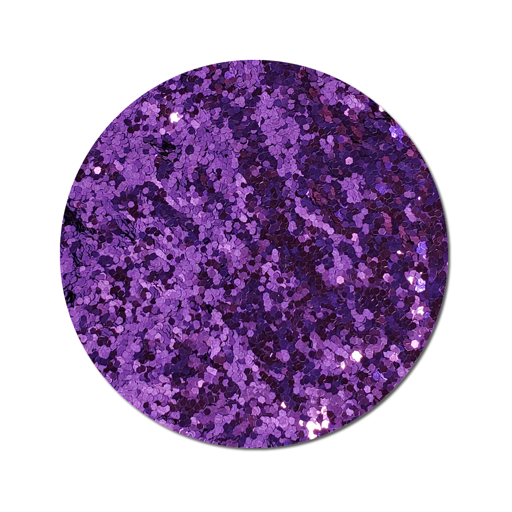Purple Moon :Chunky Glitter Cosmetic Metallic (Mini)