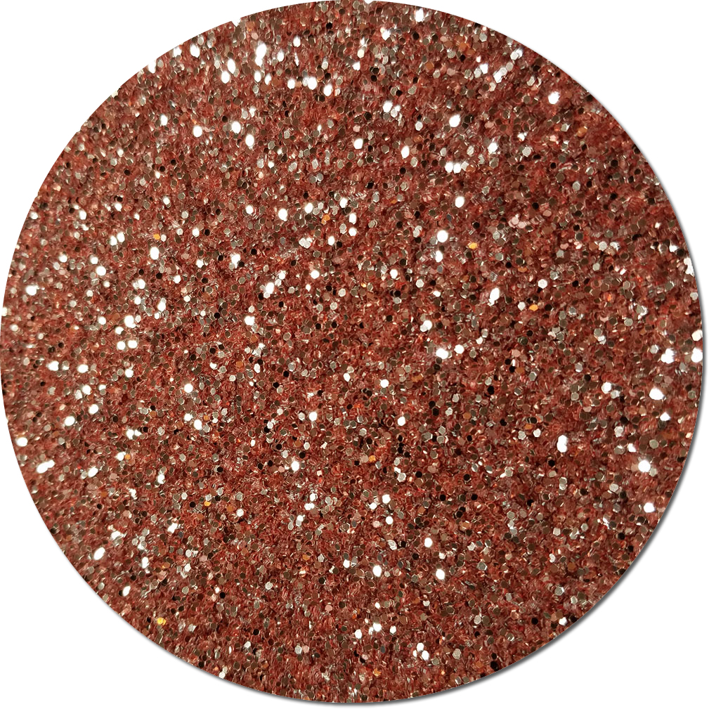 Home POLY GLITTER POLYESTER METALLIC Polyester Glitter Metallics By The Jar Ultra Fine Metallic Rose Gold