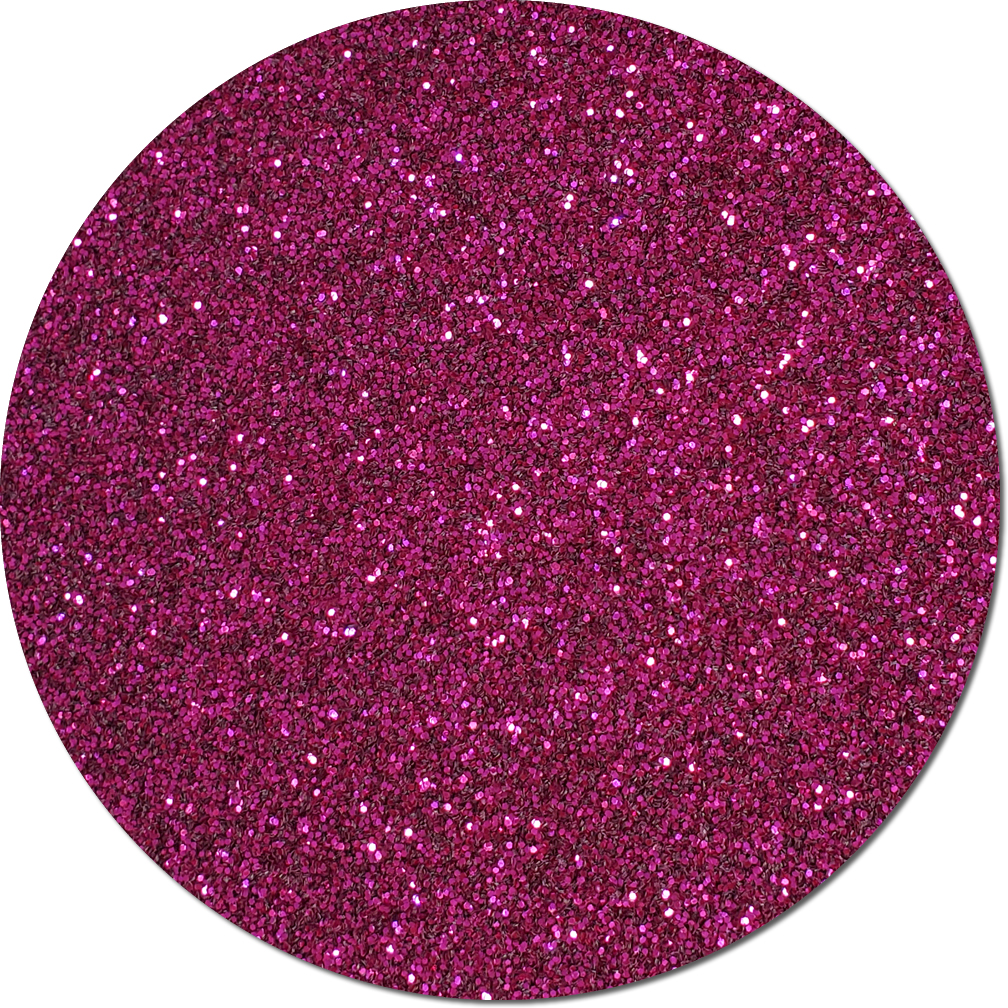 Rose Sparkler Craft Glitter (fine flake)- 3/4 oz Jar