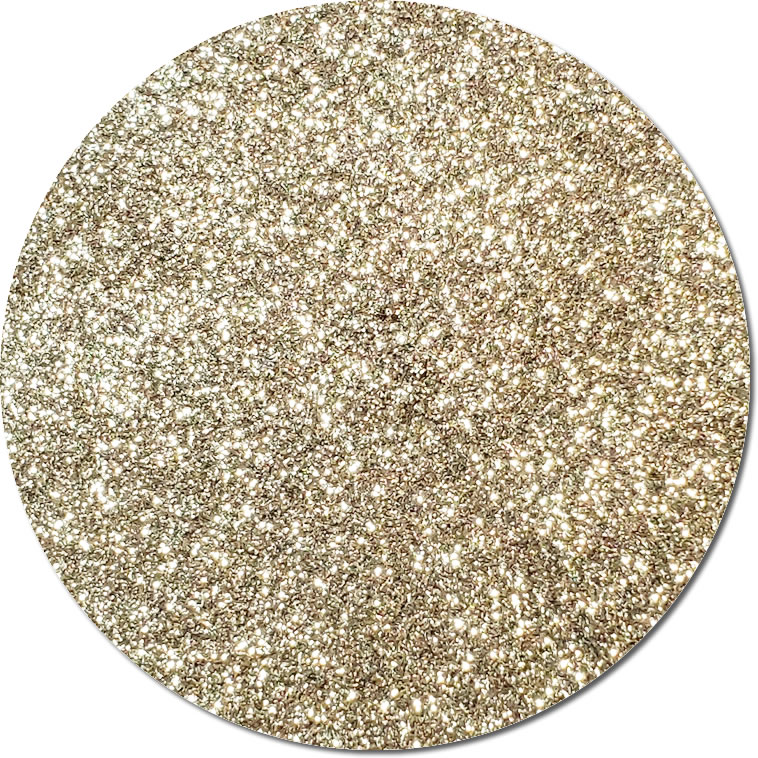 Sandcastle :Ultra Fine Glitter Metallic (jar)