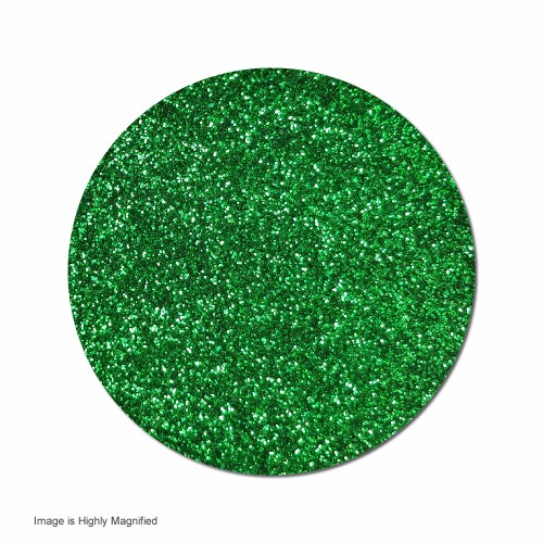 Shamrock Green :Ultra Fine Glitter Metallic (jar)