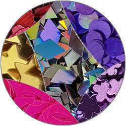 Shaped Glitters
