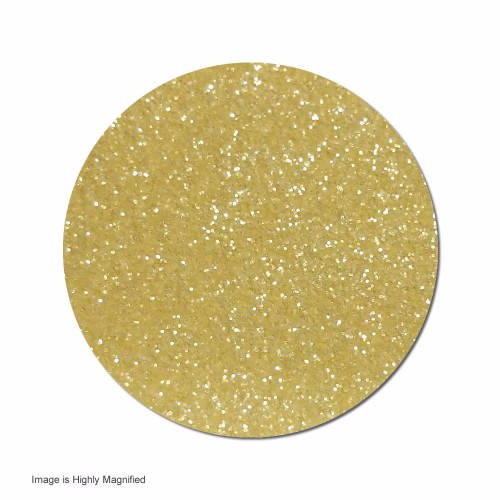 Sunmist Gold :Polyester Glitter Cosmetic Mica Elements (boxed)