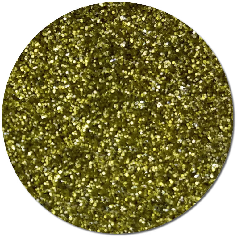 Metallic Golden Suntears :Ultra Fine Biodegradable Glitter (jar)