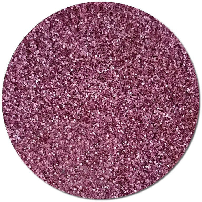 Orchid Pink :Ultra Fine Biodegradable Pearlized Glitter (jar)