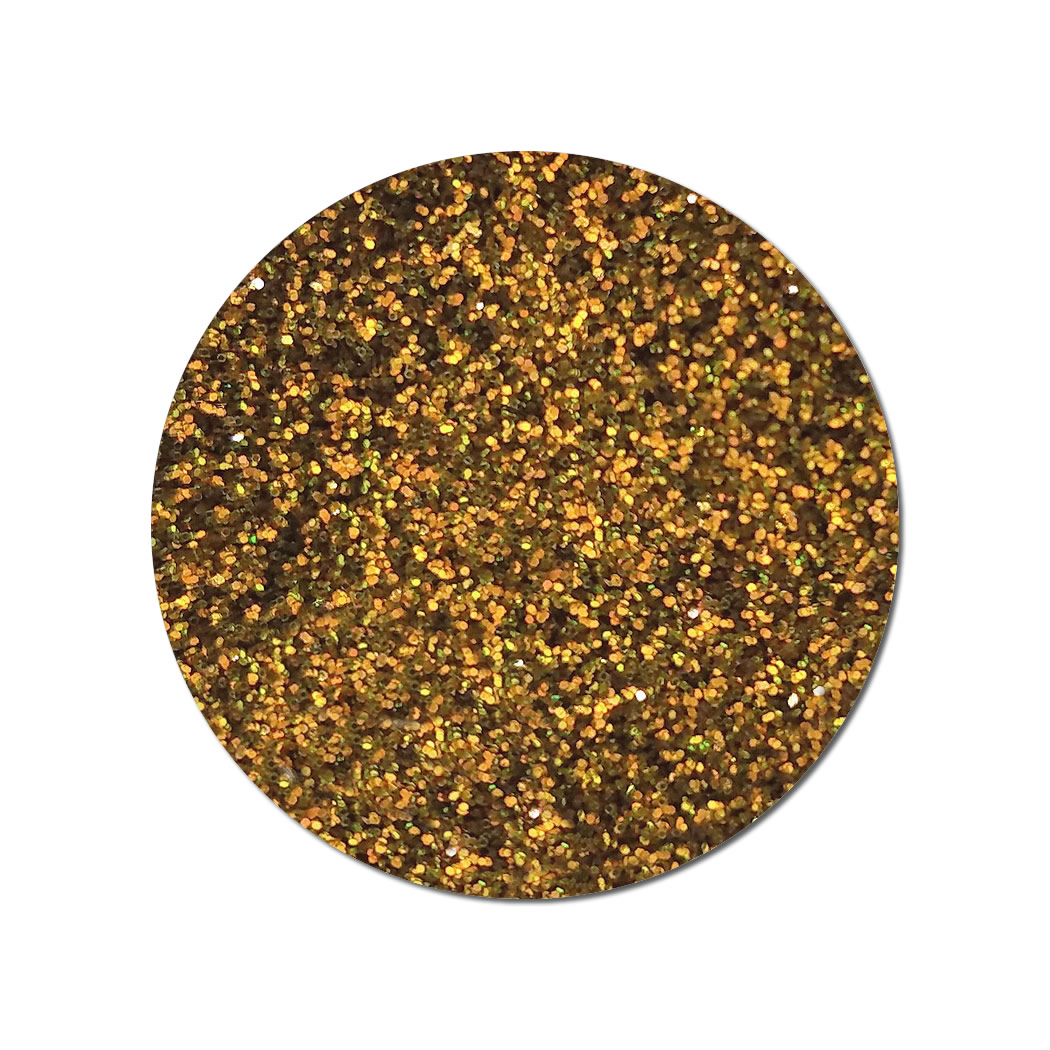 The Ancients Gold :Ultra Fine Cosmetic Carnivale Iridescent Glitter (jar)