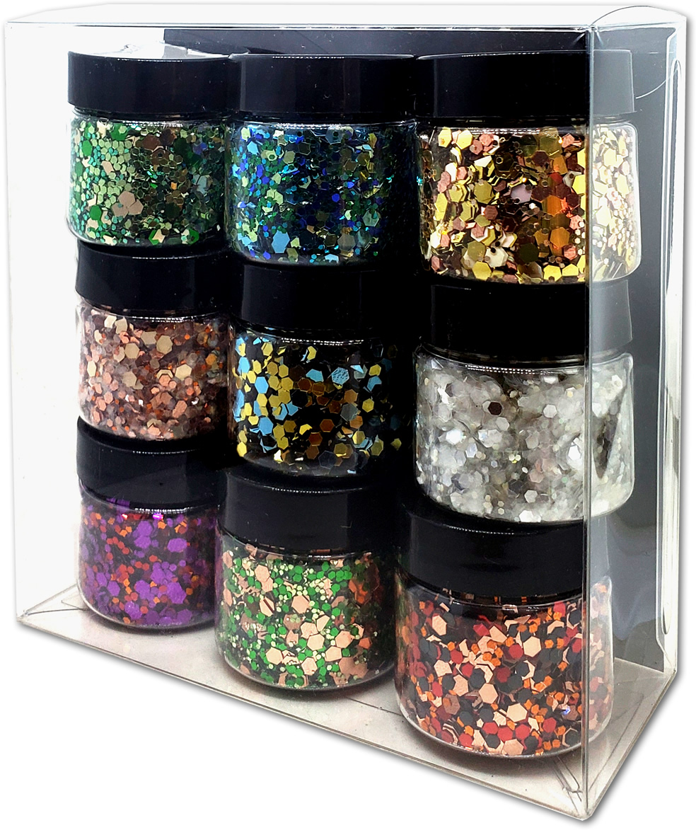 The Portal Opens Glitter Collection