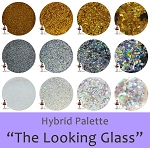 The Looking Glass (12 colors):Hybrid Glitter Assortment