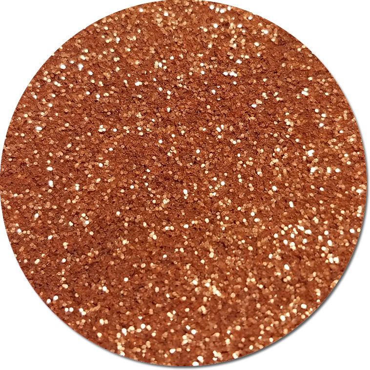 Beach Bronze :Polyester Glitter Cosmetic Pearlescent (boxed)