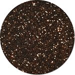 Bronze Blitz Craft Glitter (chunky flake)- 3/4 oz Jar