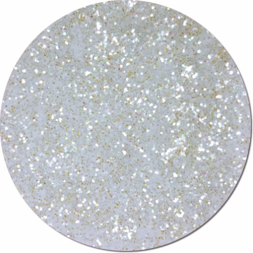 Moonlight Iridescent Craft Glitter (chunky flake)- 3/4 oz Jar