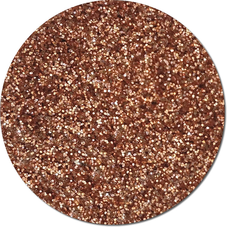 Copper Vein :Ultra Fine Glitter Cosmetic Metallic (Mini)