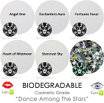 Z- Dance Among The Stars :Biodegradable Glitter Asst
