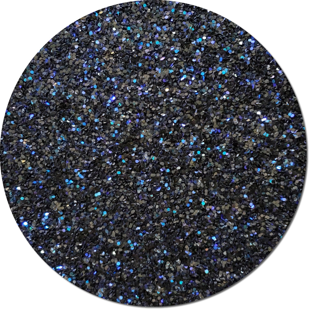 Dragonspell Iridescent Craft Glitter (chunky flake)- 3/4 oz Jar