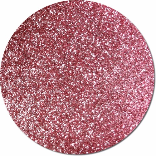 Dusty Rose Pink :Ultra Fine Glitter Metallic (jar)
