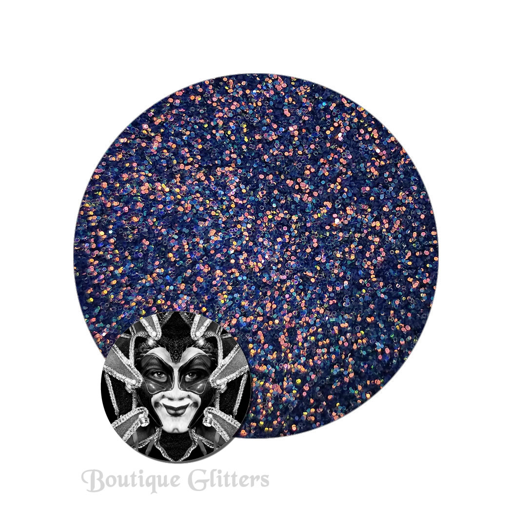 Echoes Of Winter :Boutique Cosmetic Carnivale Iridescent Glitter