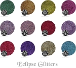 Ultra Fine Eclipse (12 colors) :Boutique Glitter Assortment
