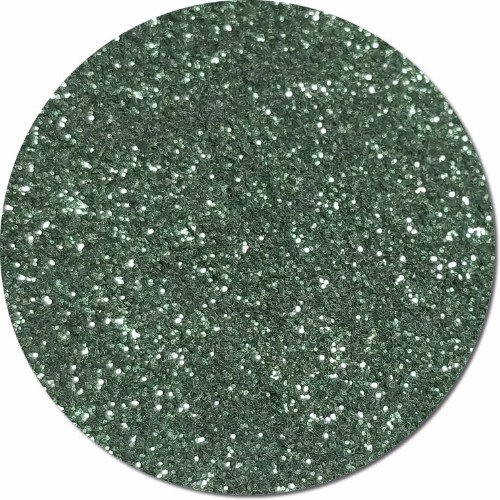 Emerald Earth :Ultra Fine Glitter Cosmetic Mica Elements (jar)