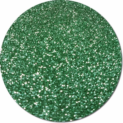 Envious Green :Ultra Fine Glitter Cosmetic Metallic (Mini)