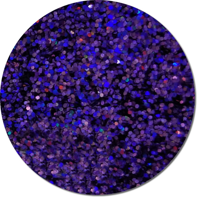 Blissful Tease :Fine Cosmetic Holographic Glitter (jar)