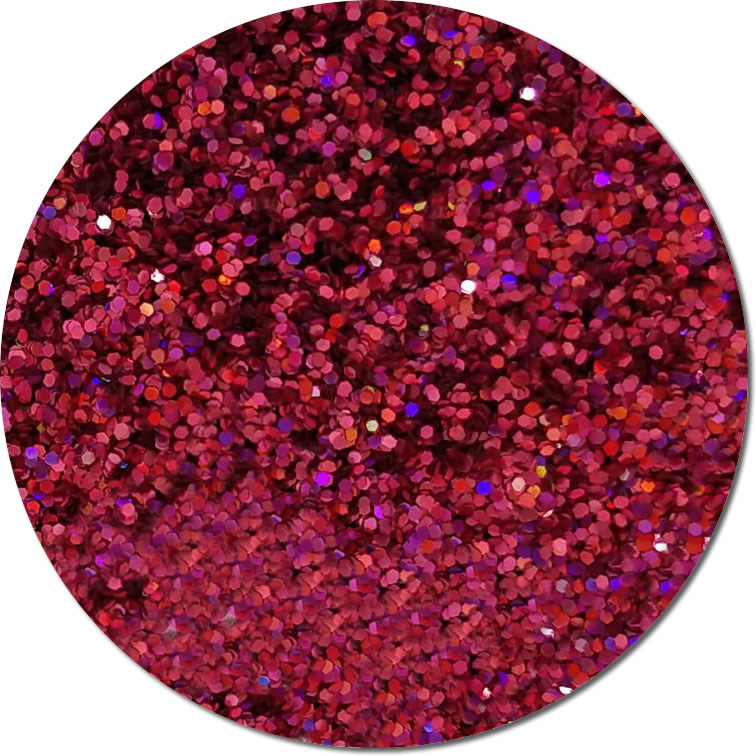 Crimson Equinox :Fine Cosmetic Holographic Glitter (Mini)