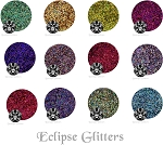 Fine Eclipse (12 colors) :Boutique Glitter Assortment