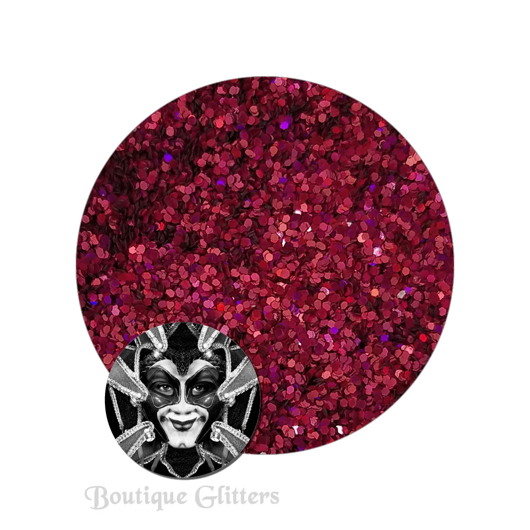 Infrared Dreams :Boutique Cosmetic Eclipse Holographic Glitter (fine)