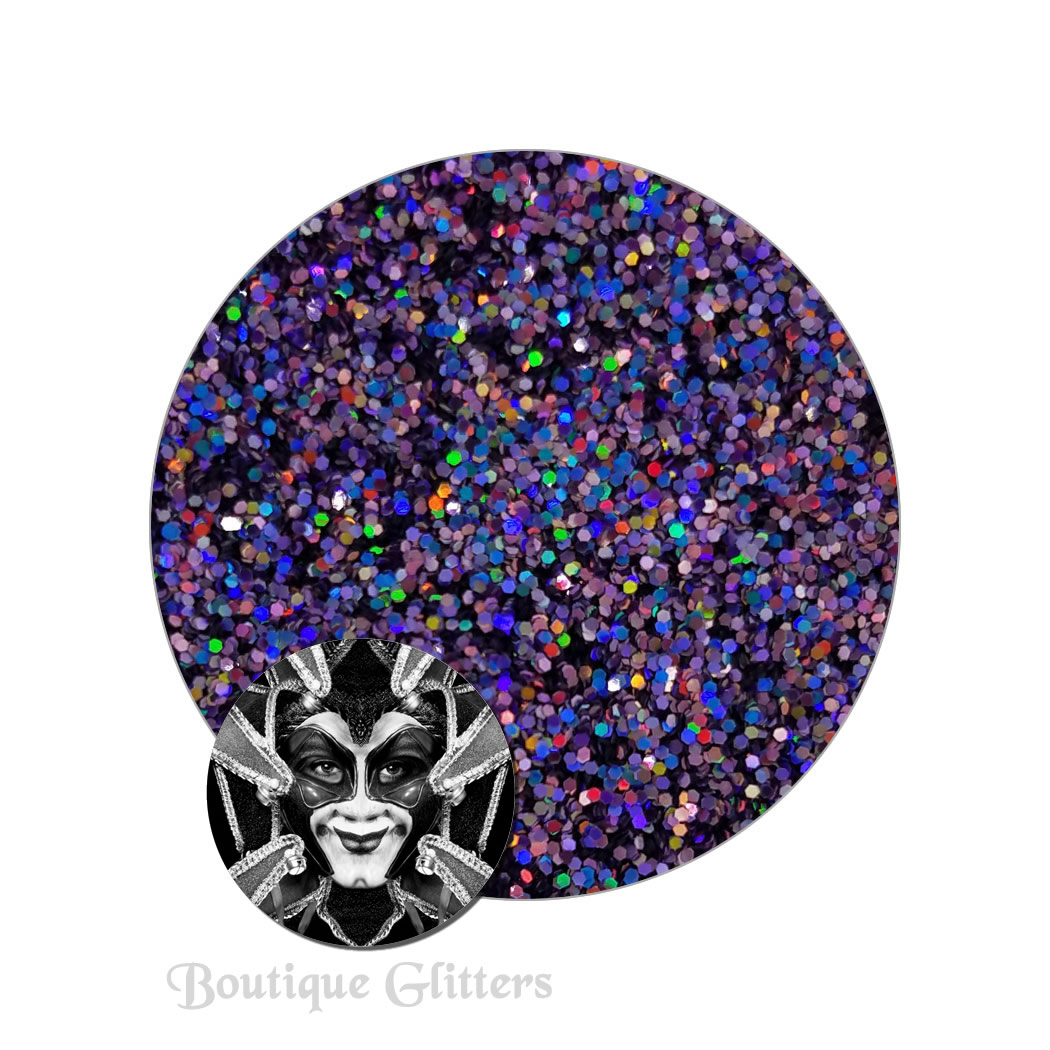 Phantom Image :Boutique Cosmetic Eclipse Holographic Glitter (fine)