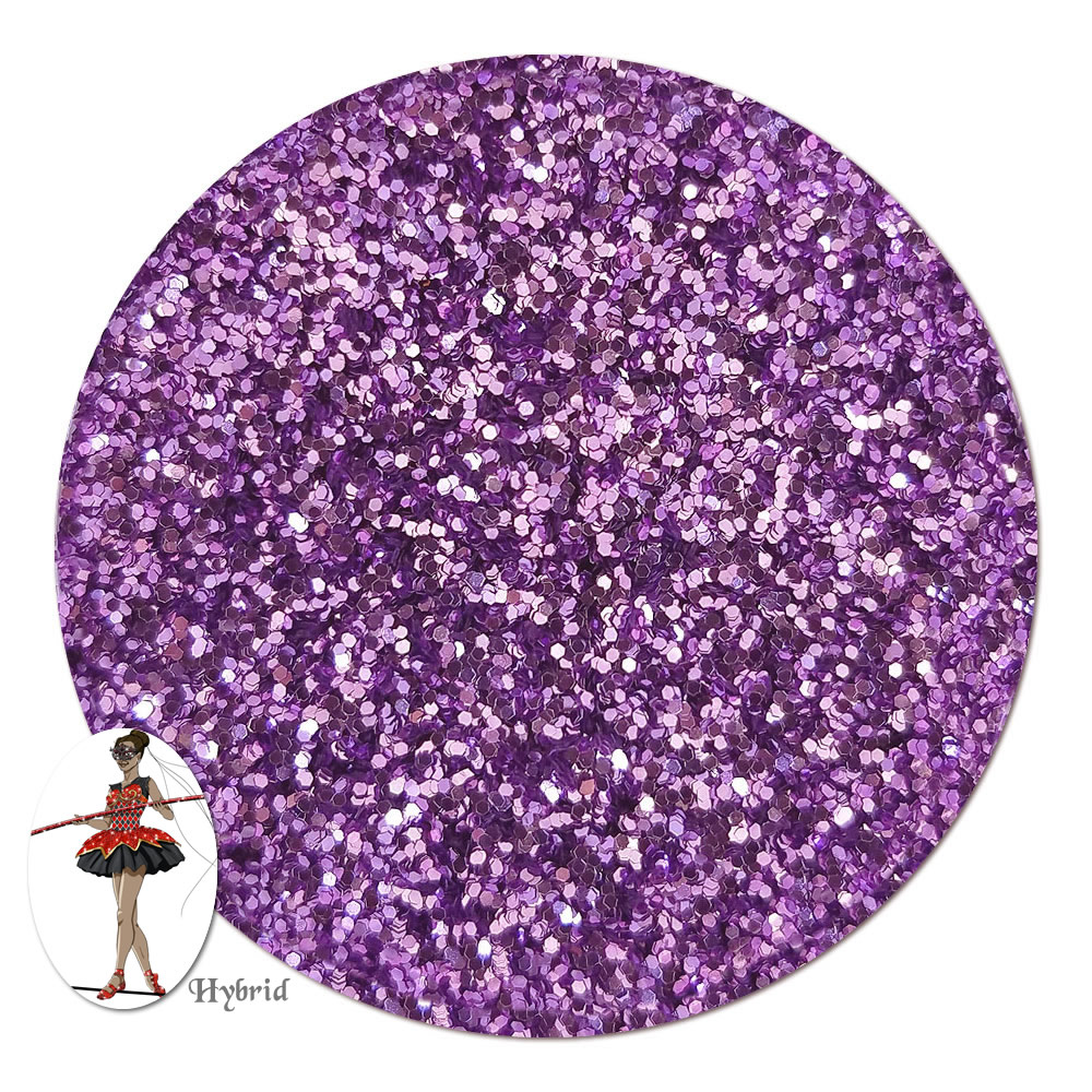 Purple Paradise Metallic Hybrid Glitter (fine)- 3/4 oz Jar