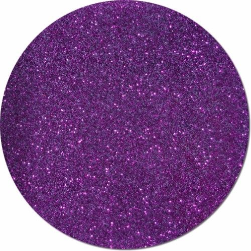 Purple Perfection Craft Glitter (fine flake)- 3/4 oz Jar