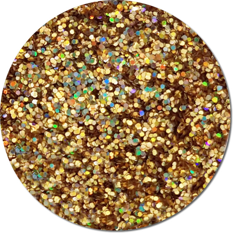 Tricksters Gaze :Fine Cosmetic Holographic Glitter (jar)