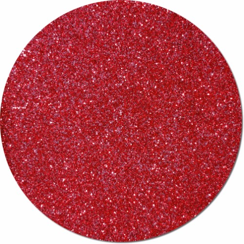 A Very Merry Red Craft Glitter (fine flake)- 8 oz. Jar