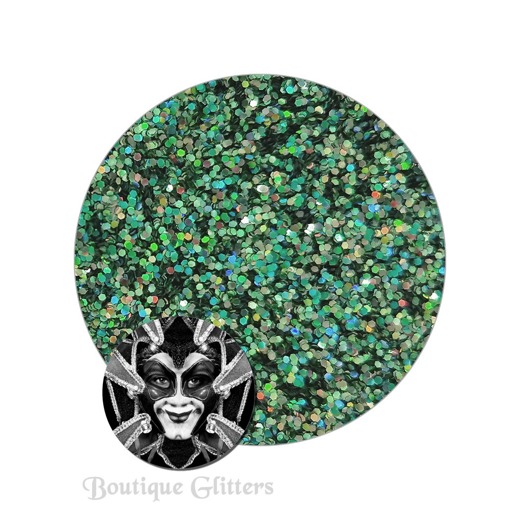 Wicked Embrace :Boutique Cosmetic Eclipse Holographic Glitter (fine)