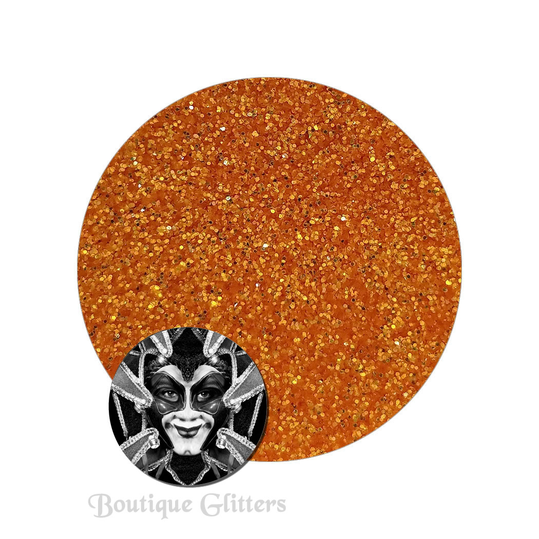Fabled Gold :Boutique Cosmetic Carnivale Iridescent Glitter