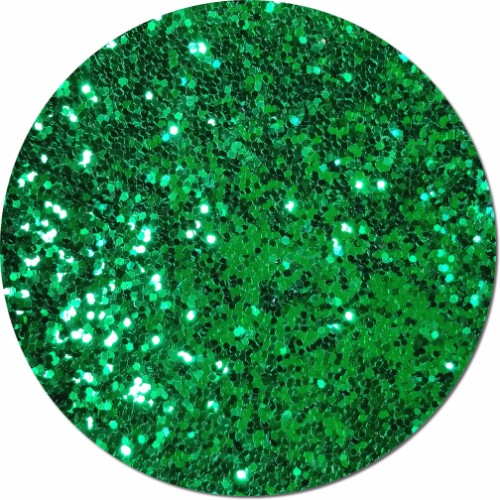 Oz's Emerald City Craft Glitter (Fat flake)- 4 oz. Jar