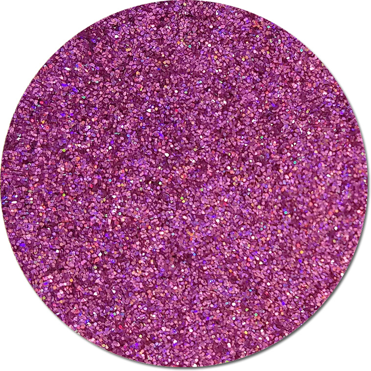 Flamingo Fling :Ultra Fine Glitter Cosmetic Holographic (bulk)