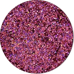 Flamingo Fling :Fine Glitter Cosmetic Holographic (Mini)