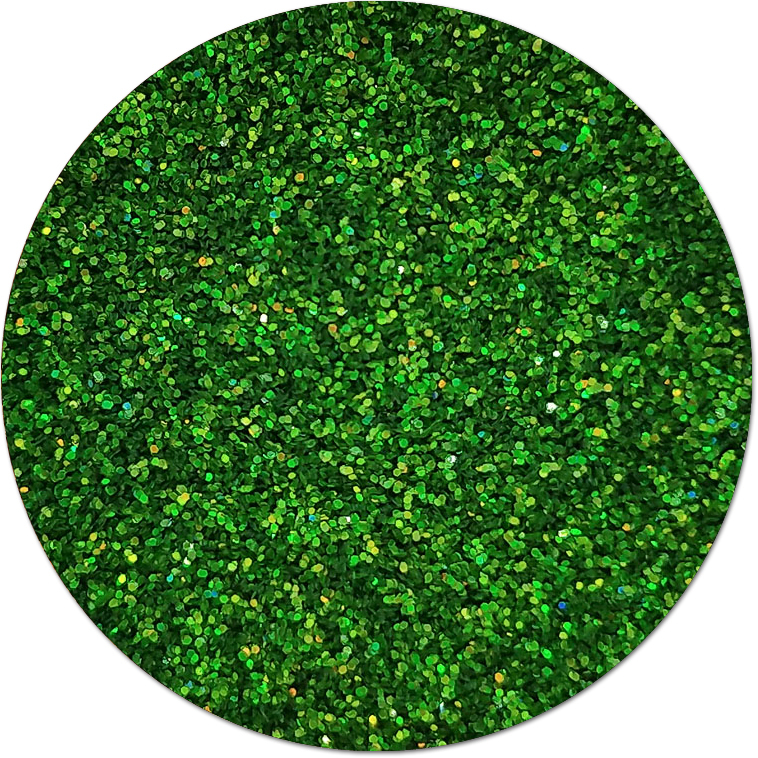 Galileo Green :Ultra Fine Glitter Holographic (Mini)