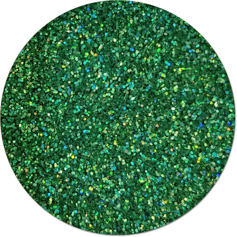 Gamma Green :Ultra Fine Glitter Holographic (Mini)